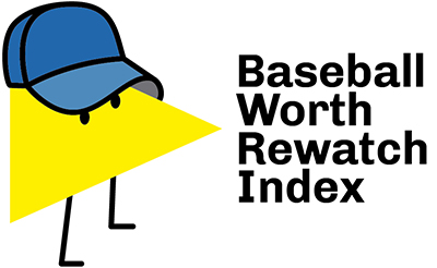Introducing BWRI: an index to choose a good baseball game to rewatch